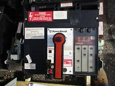 Ge Thpvvf3604He1, 400 Amp Mo/Do Lsig Circuit Breaker- W/ Test Report