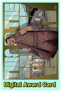 🔥DIGITAL🔥Topps STAR WARS Trader GREEF KARGA Gold THIS IS THE WAY Award CARD