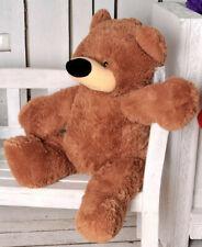 """30"""" Brown Teddy Bear Plush Toy Soft Cozy Snugly"""