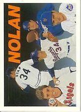 Upper Deck Nolan Ryan Modern (1981-Now) Baseball Cards