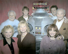 "LOST IN SPACE 30 YEAR REUNION TELEVISION 8x10"" HAND COLOR TINTED PHOTOGRAPH"