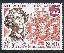 Wallis and Futuna 1993 Copernico/ASTRONOMIA/Energia solare sistema/stampex 1 V (n35166)