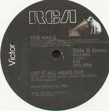 THE NAILS - Let It All Hang Out - PD-13994 - Usa
