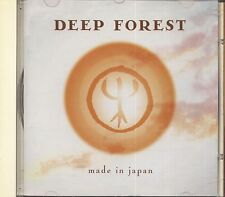 DEEP FOREST - Made in Japan - CD 1999 NEAR MINT CONDITION