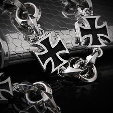 Guntwo Korean Mens Fashion Wallet Chains - Biker Cross Jean Chain C2250 UK