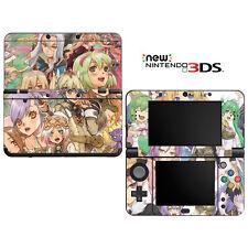 Vinyl Skin Decal Cover for Nintendo New 3DS - Rune Factory