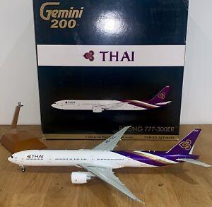Gemini Jets Thai Airways 1/200 Boeing B777-300ER Reg:HS-TKL