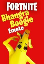 Fortnite Bhangra Boogie Emote - epic games Rare Limited  Edition [PC/Xbox & PS4]