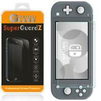 SuperGuardZ Tempered Glass Screen Protector Guard Saver For Nintendo Switch Lite