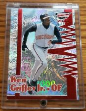 2000 Revolution Red /63 Ken Griffey Jr