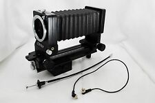 【Near MINT !!!】Contax Auto Extention Bellows PC Focusing Rail From Japan #345