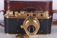 Vintage Leica Berlin Olympiad 1936 Leitz Elmar lens f = 5, 1:3.5