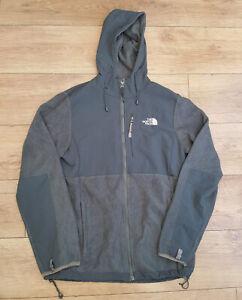 The North Face Denali Fleece Hooded - Mens - Grey - Medium - Polartec