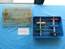 Arthrex Surgical Orthopedic Pigtail Suture Passer Instrument Set W/ Case