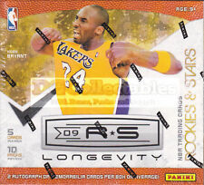 Panini Basketball Trading Cards 2009-10 Season