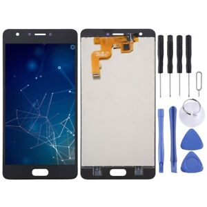 BLACK LCD Panel Screen Digitizer Complete For Tecno Infinix Note 4 Pro X571