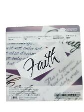 New Creative Memories Expressions of Faith Stickers, 30 Quotes on Vellum Paper