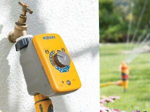 Hozelock Electronic Water Timer Light Sensor Controller Automatic