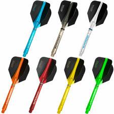 3 Sets Harrows Retina Dart Flights + 3 Sets Supergrip Stems Shafts Combo Kit