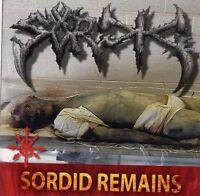 SORDID - Sordid remains CD (Grindhead, 2006) *Death/Grind