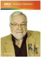 Wolfgang Hepp - DIE FALLERS - original signierte Autogrammkarte