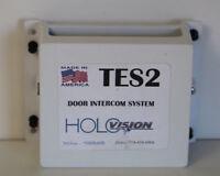 "INTERCOM faceplate 5.5/"" 3 SWITCH ON-TALK-DOOR Interior 7-Q"