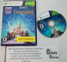 USED Disneyland Adventures Microsoft Xbox 360 (NTSC)