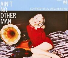Christina Aguilera Ain't No Other Man CD Single Rare 2006 From Back To Basics