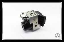 MERCEDES ABS ESP ANTI LOCK BRAKE PUMP MODULE 00-06 W220 S430 S500 W215 CL500 OEM