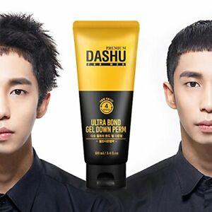 Dashu for Men Premium Ultra Bond Gel Down Perm 100ml (Made in Korea)