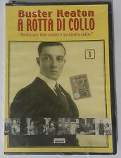 Buster Keaton, A rotta di collo 1 - Roscoe Arbuckle - Ermitage - 1917 - DVD - G
