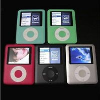 16GB SLIM MP3 MP4 PLAYER WITH LCD SCREEN, FM RADIO, GAMES