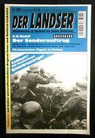 Der Landser Grossband  Nr: 1204  Der Sonderauftrag