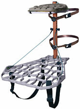 Lone Wolf Treestands Assault II Hang-On Lightweight, Quiet, Aluminum Platform...