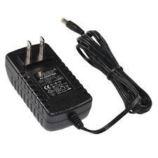 HQRP Adaptador de corriente para Casio LK-30 / LK30 / LK-33 / LK33 Teclado