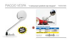 SPECCHIETTO CROMATO SINISTRO VESPA PX 125 150 200 50 R L N SPECIAL PK S XL ET3