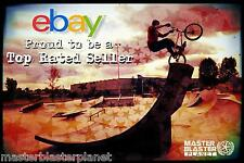 SHADOW CONSPIRACY UMBRA BMX BIKE BICYCLE RAILED SEAT POST FIT HARO SE BROWN NEW