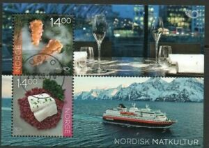 2016 NORWAY Seafood MS, NK 1930-10  CTO