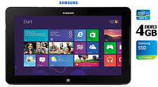 Samsung ATIV Tablet 11,6 Zoll / Core i5 / 4GB / 128 GB SSD / Windows 10 ready