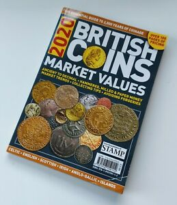 British Coins Market Values 2020 Catalogue, 176 Page Price Guide