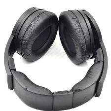 Replacement Bk Ear pads for Sony MDR-RF985R RF985RK RF865R Wireless Headphones