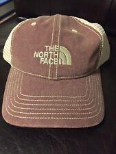 The North Face Broken In Trucker Hat Barolo Red $30