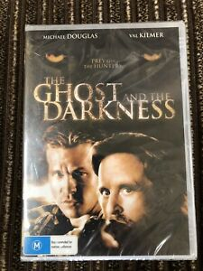 The Ghost and the Darkness - DVD [Brand New/Sealed] Michael Douglas / Val Kilmer