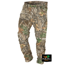 NEW BANDED TURKEY GEAR  COTTON HUNTING PANTS REALTREE EDGE CAMO LARGE