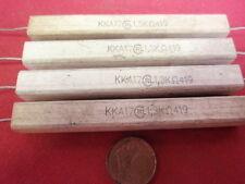 alta resistenza carico 1k Ohm 17w radiale cemento 10x9x75mm 3x 25985 RARO