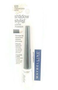 Maybelline Shadow Stylist Loose Powder Eyeshadow Contemporary White 620 Shadow