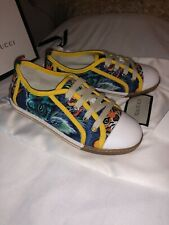 🎁New Genuine Gucci Animal Face Shoes EU Size 30