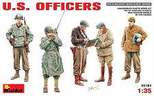 1/35 MiniArt  US Officers  MA35161