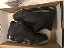Retro Air Jordan Black Flip 3 GS 5Y