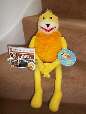 Original retro NEUF PLAT BEAT ERIC MR OIZO LEVI 501 S AD Jouet Doux CD Badge Porte-clés